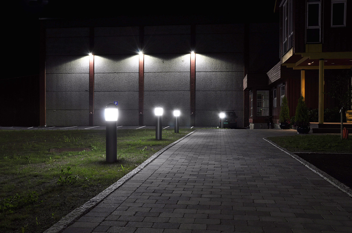 Plafoniera Incasso Led Disano : Projects u003e industrial areas disano illuminazione spa