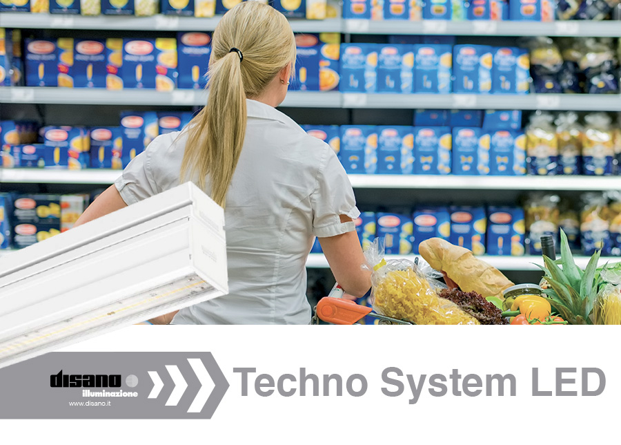 Techno System LED