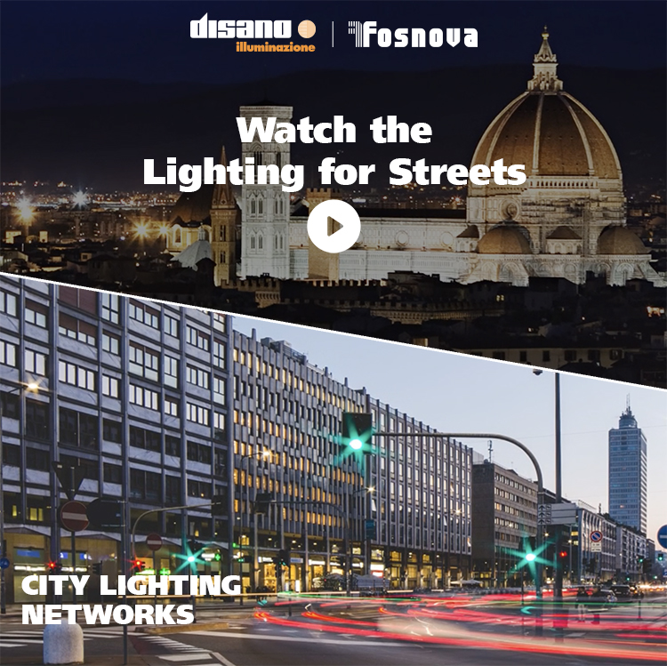 Watch the Lighting for streets video